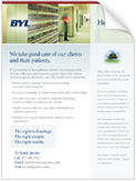 BYL Healthcare Fact Sheet